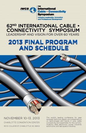 Thumbnail Of IWCS 2013 Final Program Cover