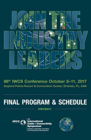 Thumbnail Of IWCS 2017 Final Program Cover