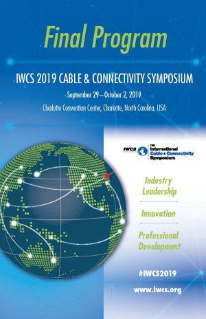 Cover Thumbnail Of IWCS 2019 Final Program