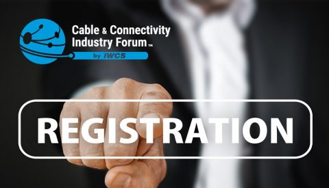 Registration Button For 2021 Cable & Connectivity Industry Forum